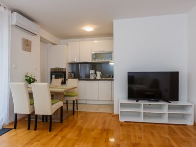 Photo for Brand new 2-Bedroom Apartment with terrace in Kastela near Split and Trogir
