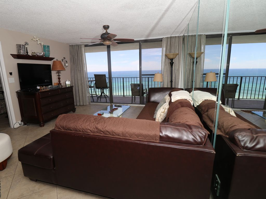 Edgewater 4 Bedroom Tower 1 Penthouse Panama City Beach