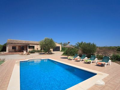 Photo for Land idyll near the coast – Villa Sa Caseta