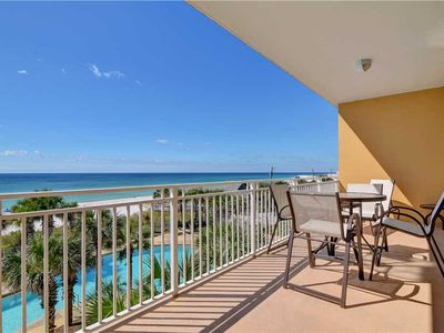 Photo for Excellent View Of The White Sands And Emerald Waters From This Modern Beach Unit
