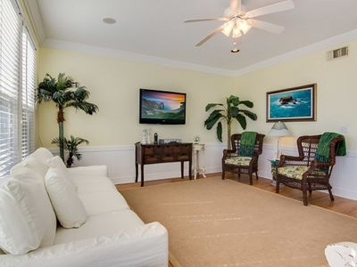 Photo for Oceanfront Vacation Home at Wild Dunes Resort!