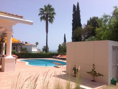 Photo for Beautifully renovated villa with sea view on exclusive location