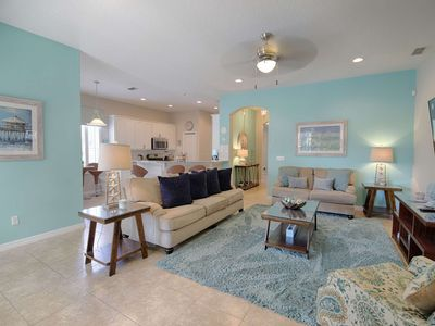 Photo for Budget Getaway - Reunion Resort - Beautiful Cozy 4 Beds 2 Baths Villa - 6 Miles To Disney