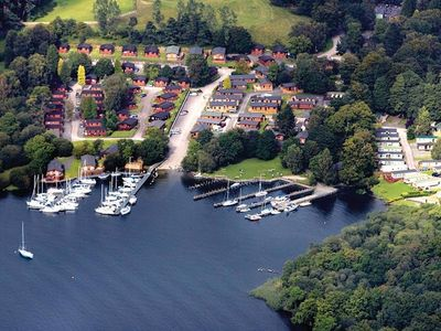 Photo for 3 Bedroom Lodge (Sleeps 6) at White Cross Bay, Lake Windermere (Indoor Pool)