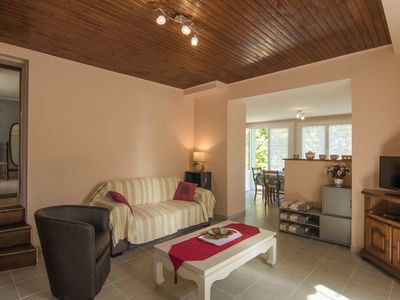 Photo for Cosy holiday home with all modern comforts, set on a hill with nice views