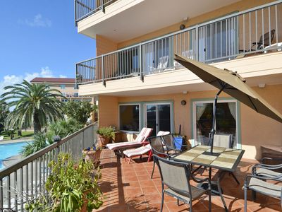 Photo for Maravilla 125 - 2/1.5 baths - sleeps 6, oversized balcony w/Gulf Views!