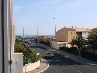 Photo for APARTMENT LOCATED WEST BEACH RICHELIEU 34300 CAP D'AGDE.