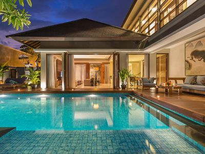 Photo for Seminyak 3 Bedroom Modern Family Villa