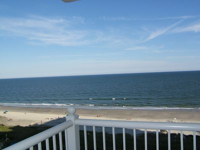 Photo for Seawatch  2 BR Oceanfront with Wrap Around Balcony
