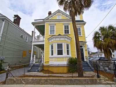 Photo for Cannon A - Historic District- Walking Distance to King St- Pet Friendly