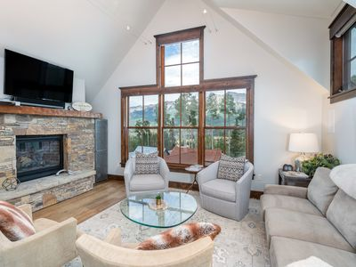 Photo for Ski-in Ski-out to the Slopes in this Luxurious and Well-Appointed Condo