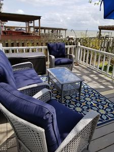 Photo for Clean and cozy couples vacation rental, relax & rejuvenate on Lake Livingston.