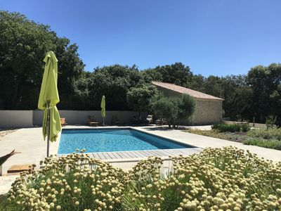 Photo for Villa in Gordes LA MARINETTE