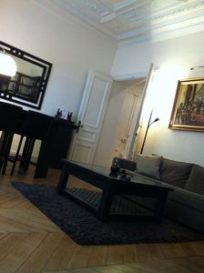 Photo for Beautiful apartment renovated upscale, parking at the bottom of the building