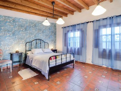 """Photo for Holiday Home """"Casa Los Colgadizos"""" with Mountain View, Wi-Fi, Garden & Terrace; Parking Available"""
