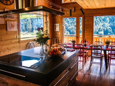 Photo for 7BR Chalet Vacation Rental in La Clusaz, RA