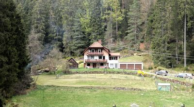 Photo for comfortable apartment 110m² in the immediate edge of the forest