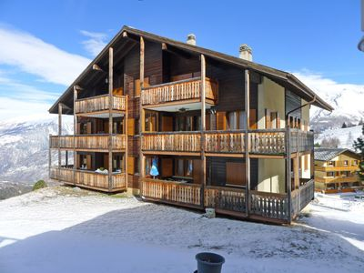 Photo for 2BR Apartment Vacation Rental in Bürchen