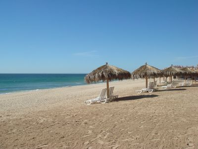 Beach Palapas, Time to Relax! BeachNPlace!