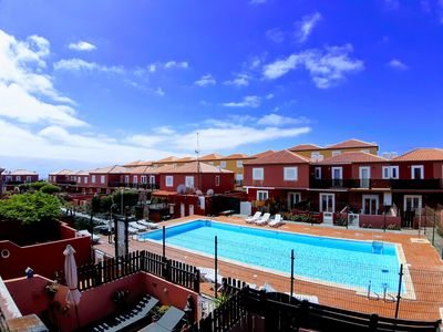 Photo for Duplex Aloe Garden Fuerteventura / POOL-GARDEN-TERRAZA-WIFI- PARKING / 2 Pax