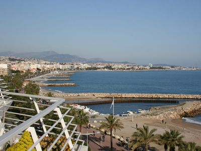 Photo for APARTMENT T1 IN CAGNES SUR MER