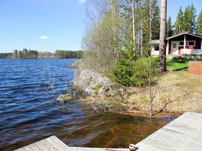 Photo for Vacation home Lahdeke (FIJ016) in Leppävirta - 6 persons, 2 bedrooms