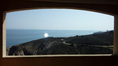 Photo for Studio apartment 4 Pers. Stunning sea view
