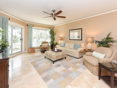 Photo for Luxurious, Professionally Decorated Windsor Place Villa with Ocean View - Steps to the Pool & Beach