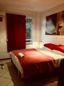 Photo for CHARMING 2 ROOMS WITH SUITE / QUADRA SEA / UP TO 6 PEOPLE / AR / WIFI / CANASVIEIRAS