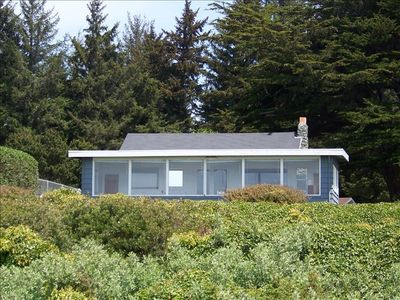 Photo for Coastal Cove Beach Bungalow! Beach Walks, Whale Watching, Agate Hunting & More!