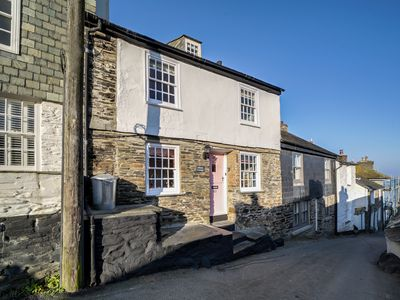 Photo for Port Isaac's Cottage with the Pink Door