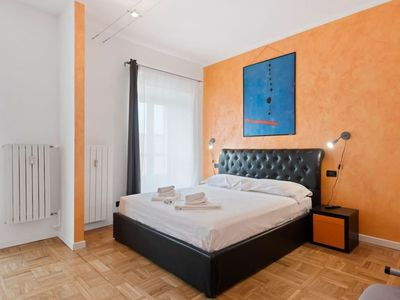 Photo for ☇Comfy & Modern Bedroom in the ❤ of Turin