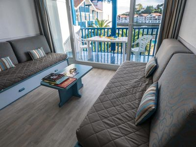 Photo for Residence Sea and Golf Fort Socoa - 2 Rooms 6 People Duplex