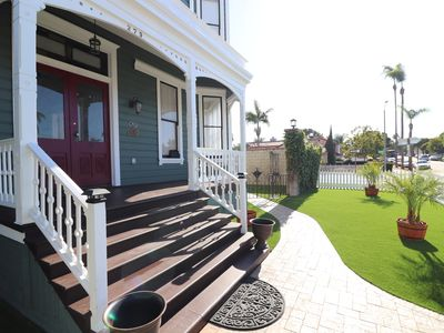 Photo for One large studio  2 Blocks from bay Shopping and resturants and ferry