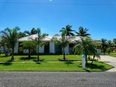 Photo for Waterfront house w/ heated pool & short walk to all the best restaurants