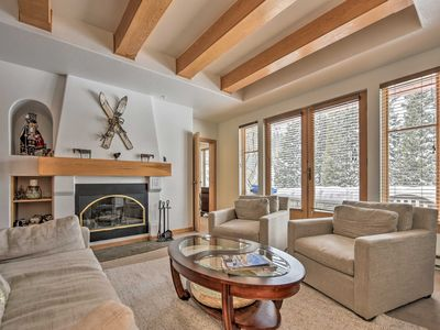 Photo for NEW! Ski-In/Ski-Out Brighton Condo w/ Mtn Views!