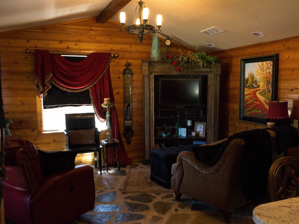 Property Image#5 Love Of The View   Glen Rose Luxury Cabins