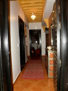 Photo for Beautiful apartment riad style small jewelry and haven of peace ..