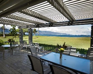Outdoor Dining at it's Finest!