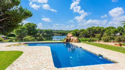 Photo for Elegant holiday home fully equipped, high quality