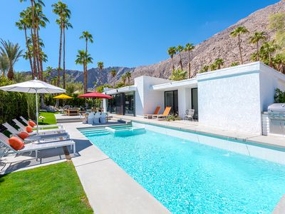 Photo for 4BR Estate Vacation Rental in Palm Springs, California