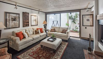 Photo for FALL/WINTER SPECIAL RATES Mid-century Mod w/ Fireplaces - Downtown Near Legoland