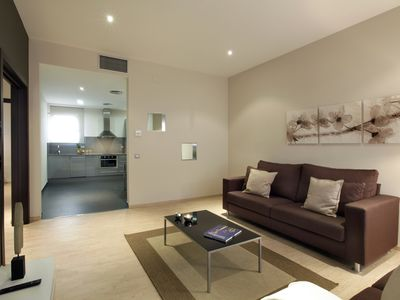 Photo for Places4stay Downtown 2 Bedrooms Apartment I