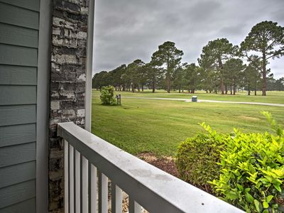 Photo for Charming Myrtle Beach Condo on Golf Course!