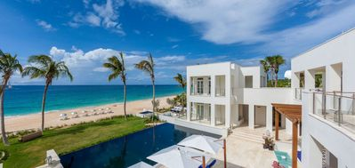 Photo for Exclusive 9 Bedroom Beach Front Estate in Anguilla  - Fully Staffed