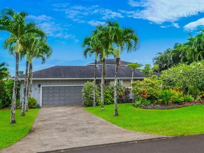 Photo for This extremely lovely and comfortable Princeville home has four bedrooms