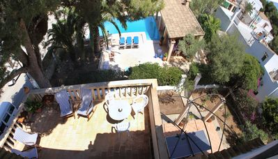Photo for Charming Mallorquin style villa with large private pool and barbecue