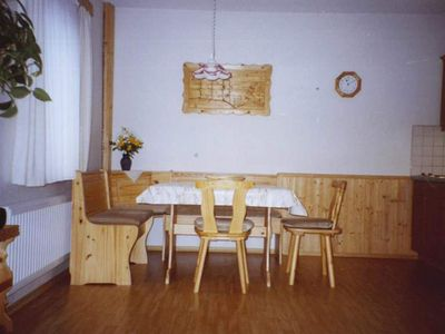 Photo for Apartment, shower, toilet, 2 bed rooms - Ferienhaus Grabs