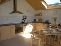 Fantastic well appointed apartment, perfect base for our cycling holiday