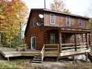 3BR Cabin Vacation Rental in Worcester, New York